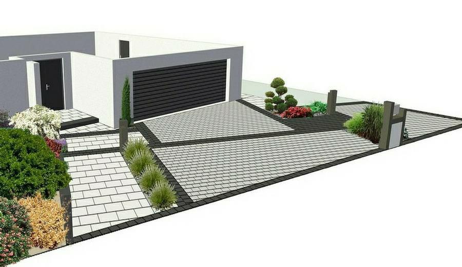 plan de jardin. Black Bedroom Furniture Sets. Home Design Ideas